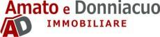 Logo agenzia Amato e Donniacuo immobiliare