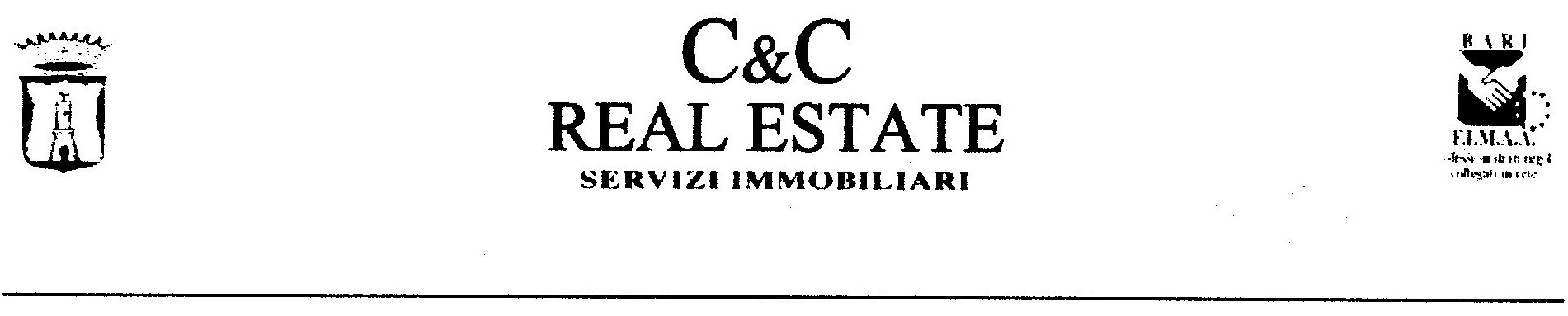 C & C  REAL ESTATE SERVIZI IMMOBILIARI