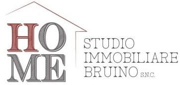 Logo agenzia HOME - studio immobiliare bruino