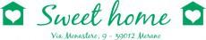 Logo agenzia Sweet Home