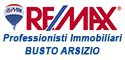 Logo agenzia RE/MAX Professionisti Immobiliari Associati