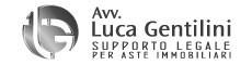 Supporto Legale Aste - Avv. Luca Gentilini