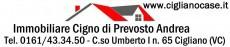 Logo agenzia Immobiliare Cigno