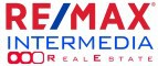 Logo agenzia RE/MAX Intermedia Real Estate