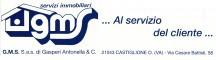 Agenzia G. M. S. Servizi Immobiliari Via C. Battisti, 58 - 21043 Castiglione O. - gms.servizi@libero