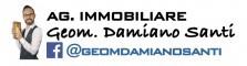 Logo agenzia d.casa MLS system Santi geom. Damiano