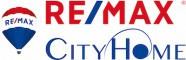 Logo agenzia RE/MAX City Home