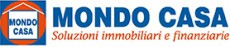Logo agenzia MONDO CASA - Soluzioni immobiliari e finanziarie