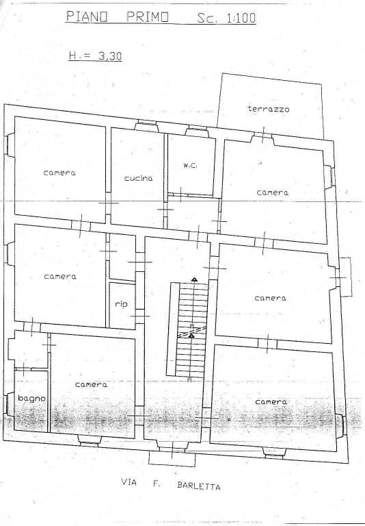 foto  Stabile o palazzo via Francesco Barletta 28, Castrovillari