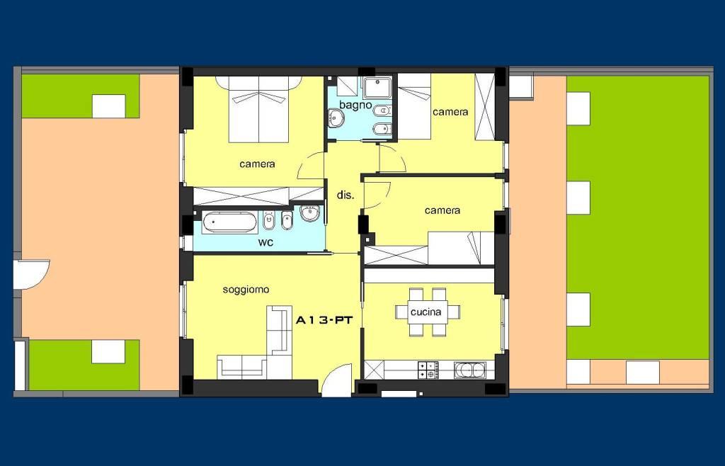 foto  Apartment piazza Manzoni 6, Porto San Giorgio