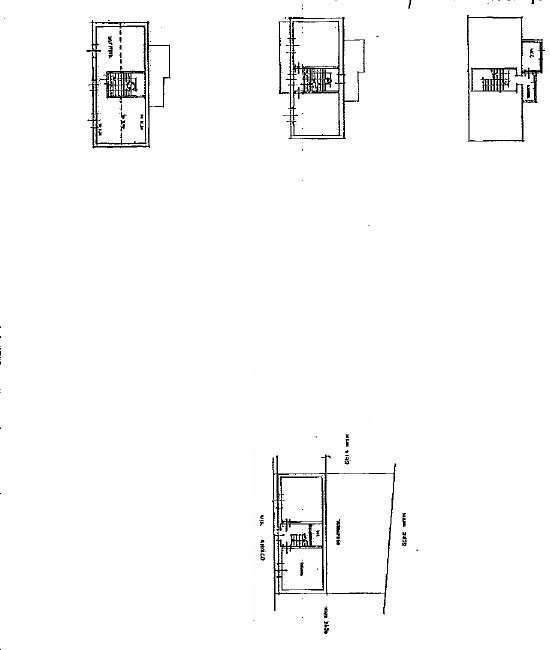 foto Pianta Detached house via Giongo 1, Sedrina