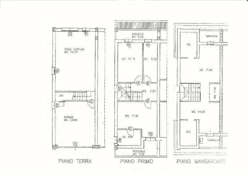 Vendita Villa A Schiera In Via Giovanni Pascoli 35 Stra Nuova