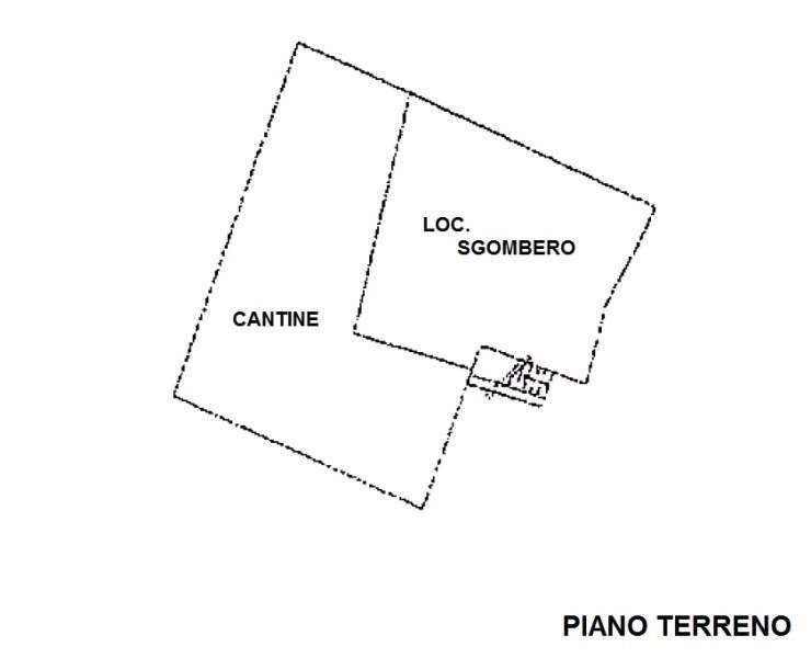 foto piantina Country house Strada Provinciale 64 40, Valchiusa