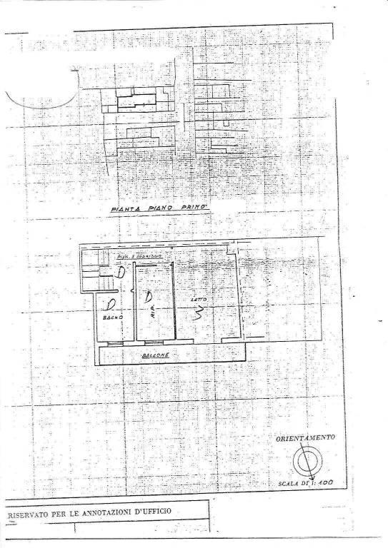 foto Planimetria1 Villa a schiera via Cristoforo Colombo 12, Lagosanto