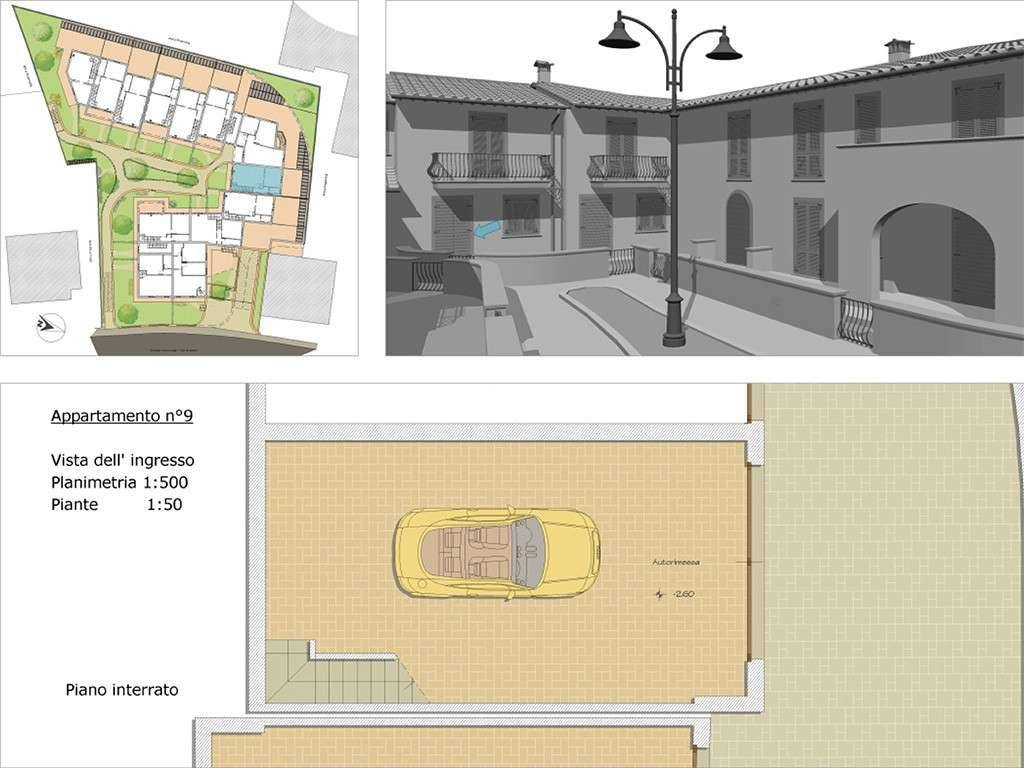 foto interrato Single-family townhouse via Scopeti 87, San Casciano in Val di Pesa