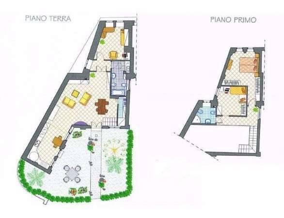 foto PLANIMETRIE Detached house via Roma 38, Moriondo Torinese