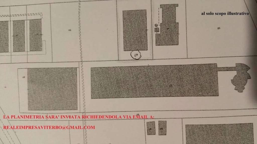 foto plan Terreno edificabile industriale a Viterbo