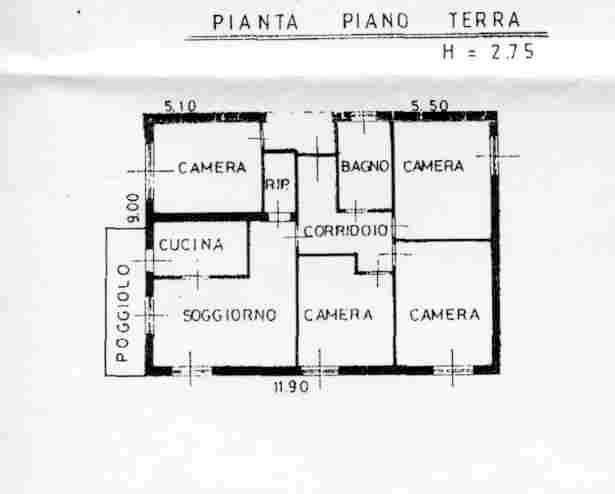 foto  Casa indipendente via Fiamme Gialle, Predazzo