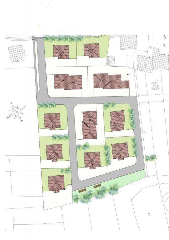 foto Plan1 Terreno edificabile residenziale a Pianfei