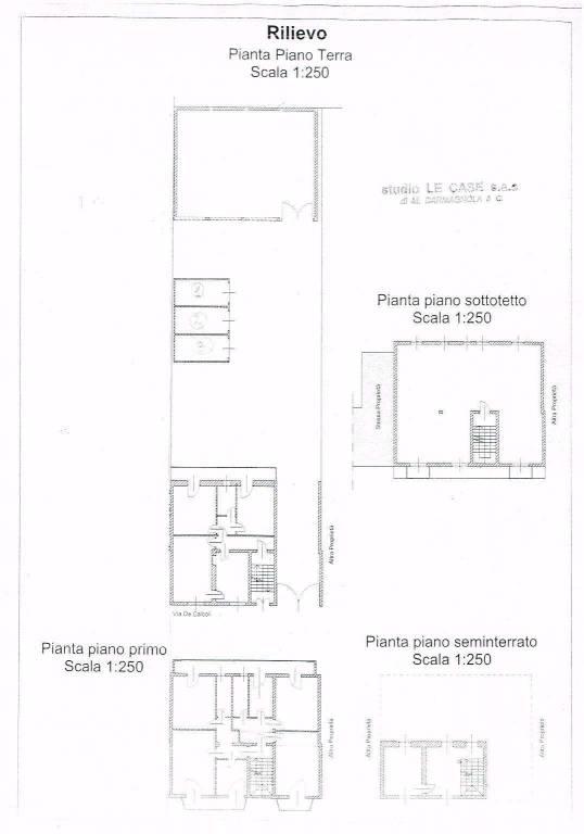 Vendita Casa Indipendente In Via Paolucci De Calboli Novara Da