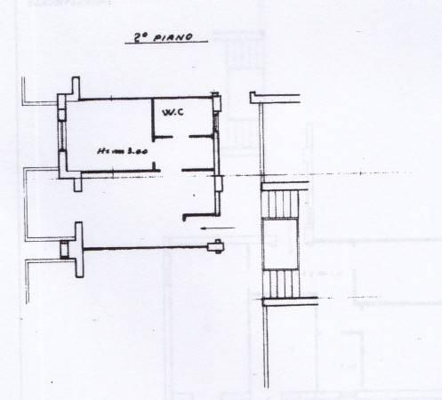 foto  Γκαρσονιέρα καλή κατάσταση, τρίτος όροφος, Tropea