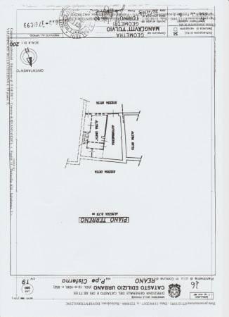 foto planimetria2 Farmhouse via Principe della Cisterna 7, Reano