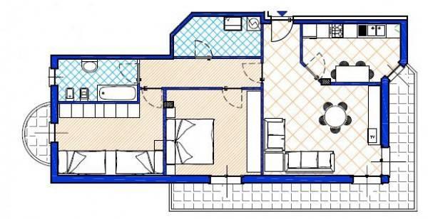 foto  3-room flat new, first floor, Novedrate