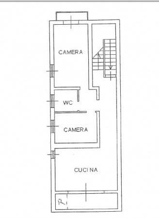 foto  Trilocale buono stato, terzo piano, Reggio Calabria