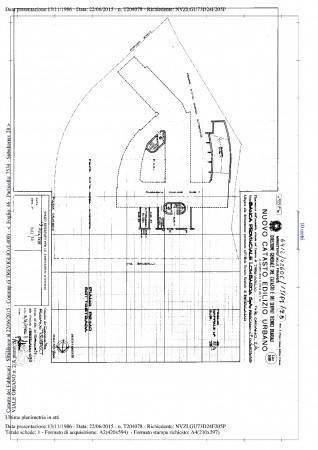 foto Planimetria sub 28 Box - Garage 16 sq.m., Treviglio