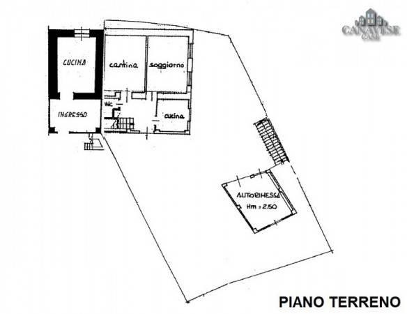 foto piantina Detached house via Roma 11, Val di Chy