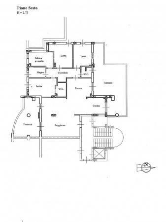 foto  Appartamento via Gioacchino Rossini 237, Rende