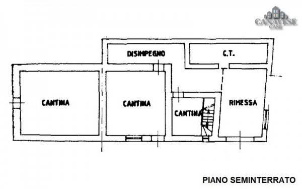 foto piano seminterrato Two-family villa Strada Provinciale della Valchiusella, Valchiusa