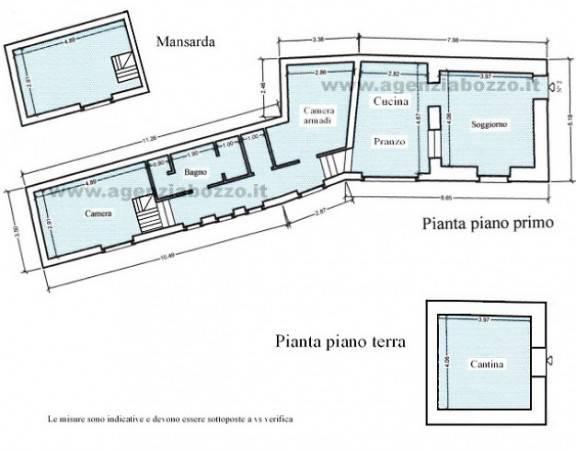 foto  Quadrilocale via Mulinello, Avegno