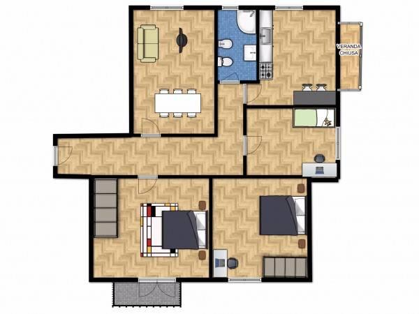 foto pln Appartamento via Artallo, 30, Imperia