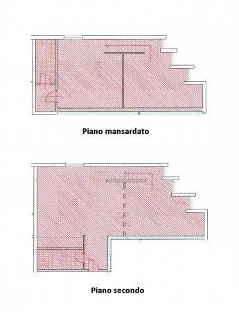 foto Planimetria Bilocale via Benvenuto Cellini, Castiglioncello