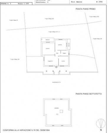 foto  Villa unifamiliare, buono stato, 135 mq, Casaleggio Boiro