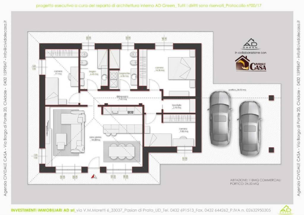 Vendita Villa Unifamiliare In Via Sr356 1 Cividale Del Friuli Nuova