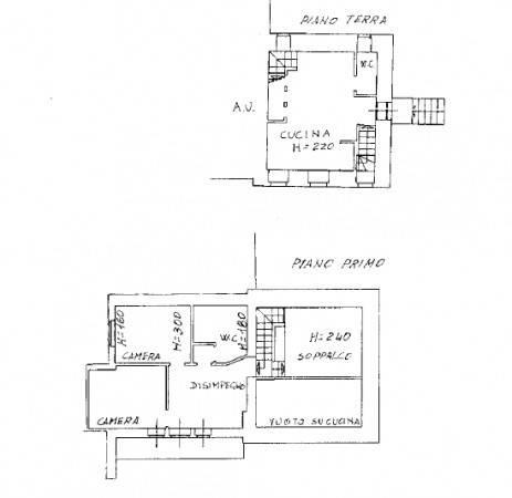 foto Abitazione Односемейная вилла via Piano del Tivano, Sormano
