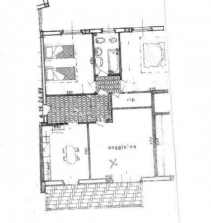 foto  3-room flat via Lombardia, Almè