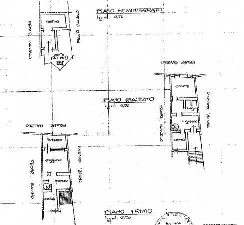 foto Planimetria Casa indipendente via Dottor Giovanni Battista Novaro 31, Chiusanico