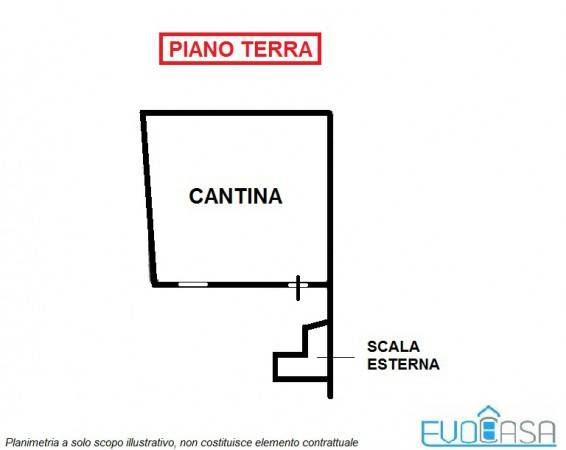 foto piano terra Detached house Strada Provinciale di Chiabrano, Perrero