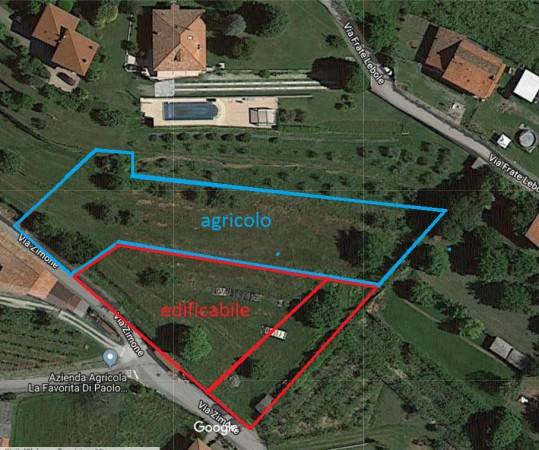 foto ESTRATTO DI MAPPA Terreno edificabile residenziale a Viverone