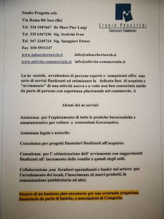 Attivita Licenza In Vendita A Pegognaga Rif 65537866