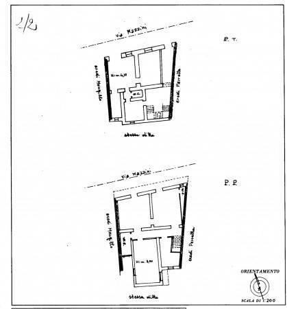 foto PIANO TERRA E PRIMO Gebäude via Giuseppe Mazzini, Piana di Monte Verna