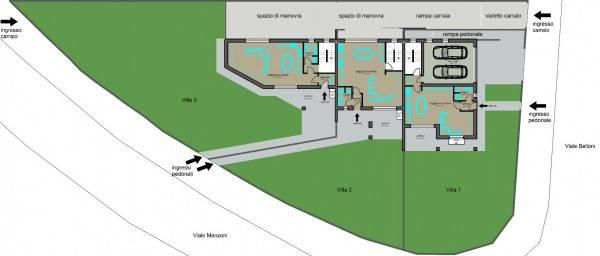 foto GENERALE Villa plurifamiliare, nuova, 174 mq, Codogno