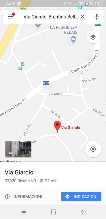 foto  Two-family villa via Giarolo, Brentino Belluno