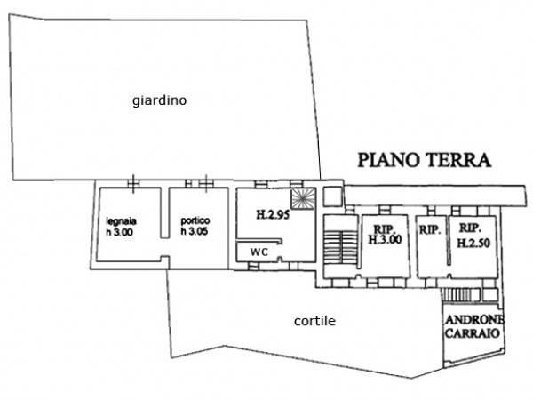 foto  Palazzo / Stabile via Magistrini 11, Maggiora