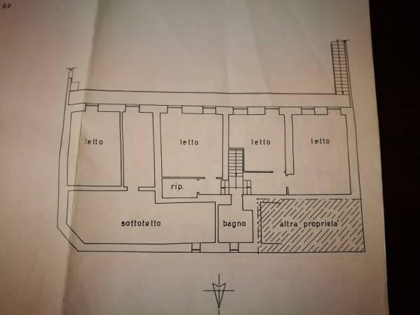 foto plani Rustico via Duca degli Abruzzi 50, Caluso