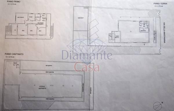 foto Planimetria Single family villa via della Madonnina 20, San Pietro Clarenza