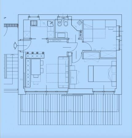 foto Piano terra Two-family villa Località Edelboden Inferiore 7, Gressoney-La-Trinitè